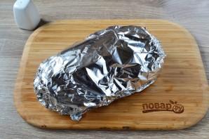 Ароматная свинина, запеченная с грушами - фото шаг 7