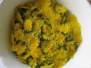 Варенье из одуванчиков с лимоном - фото шаг 1