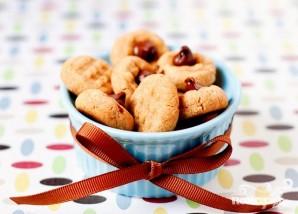 Печенье с медом и шоколадом - фото шаг 6