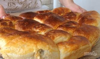 Пирожки в духовке с мясом и другой начинкой - фото шаг 13