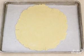 Тесто на хачапури - фото шаг 5