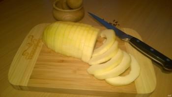 Кабачки в духовке под сметанным соусом - фото шаг 5