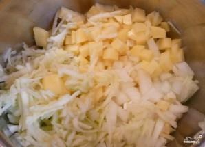 Свекольный суп для похудения - фото шаг 1