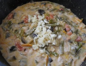 Рагу из овощей - фото шаг 8