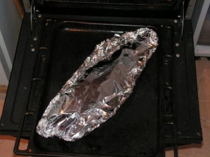 Тунец, запеченный в фольге - фото шаг 4