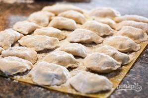 Вкусные вареники с картошкой - фото шаг 9