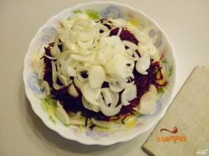 Салат из кабачков на зиму - фото шаг 3