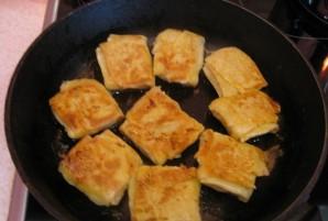 Блинчики с сыром - фото шаг 4