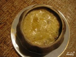 Фрикадельки с картошкой в горшочках - фото шаг 6