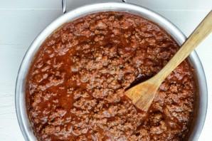 Мясной итальянский соус - фото шаг 6