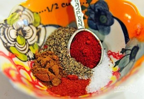 Шашлык из куриных ножек на шампурах - фото шаг 1