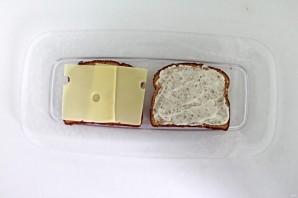 Сэндвичи в дорогу - фото шаг 3