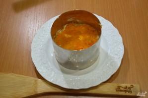 Селедка под шубой порционная - фото шаг 3