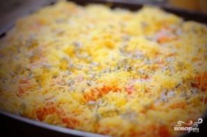 Форель, запеченная с картофелем - фото шаг 6