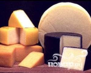 Простые сырные шарики - фото шаг 1