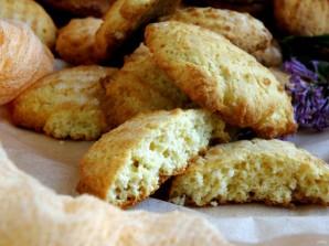 Рассыпчатое кокосовое печенье на кукурузной муке - фото шаг 6
