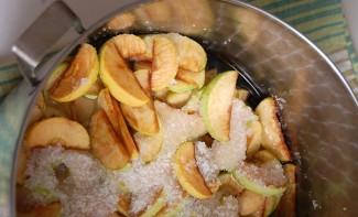Варенье из яблок прозрачное - фото шаг 3