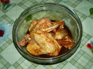 Крылья на сковороде - фото шаг 4