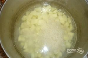 Суп из филе трески - фото шаг 2