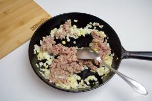 Супер нежный пирог с капустой и мясом - фото шаг 5