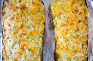 Хлеб, запеченный с сыром - фото шаг 5