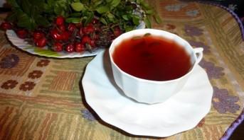 Брусничный чай - фото шаг 3