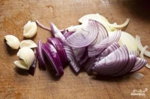 Овощной борщ - фото шаг 3