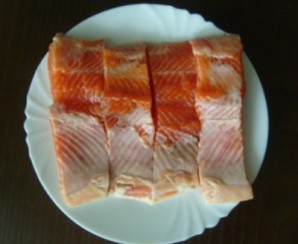 Рыба в мультиварке - фото шаг 1