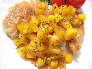 Рыбка с манго - фото шаг 4
