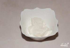 Чесночно-сметанный соус - фото шаг 2