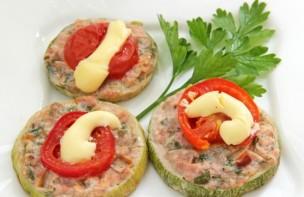 Бутерброды из кабачков в духовке - фото шаг 3