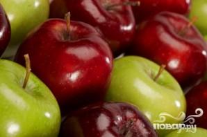 Коктейль Яблочный шейк - фото шаг 1