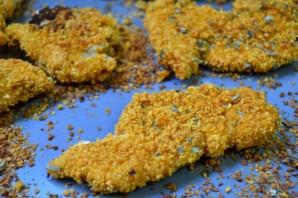 Курица под соусом с грибами - фото шаг 2