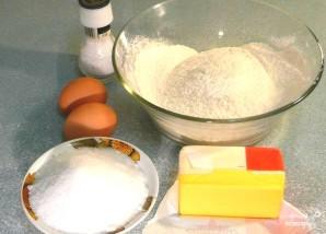 Вишневое печенье - фото шаг 1