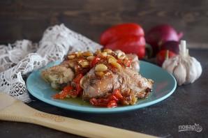 Курица Гунбао - фото шаг 9