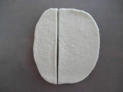 Булочки с кремом в виде барашек - фото шаг 2