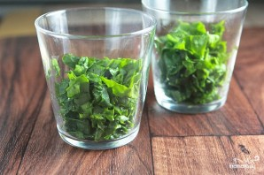 Слоеный салат с тунцом - фото шаг 1