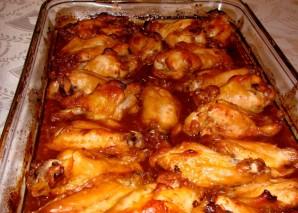 Куриные крылышки под соевым соусом - фото шаг 4