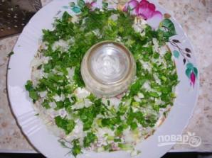 "Рецепт салата ""Гранатовый браслет"" - фото шаг 6"