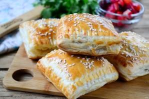 Пирожки с винегретом - фото шаг 6