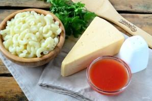 Макароны с сыром (быстро и вкусно) - фото шаг 1