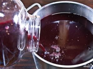 Вино из черной рябины в домашних условиях - фото шаг 4