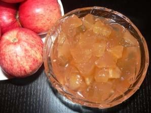 Варенье из яблок в микроволновке - фото шаг 3