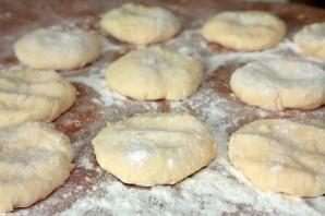 Сырники на сковороде - фото шаг 4