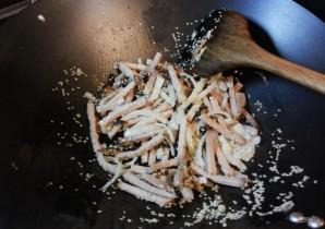 Китайский салат со свининой - фото шаг 8