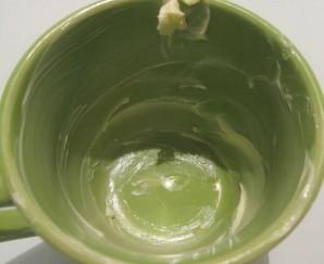 Омлет в духовке без молока - фото шаг 3