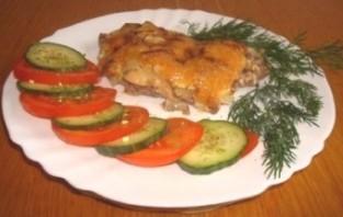 Мясо по-царски в духовке - фото шаг 8