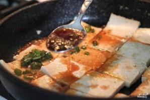 Припущенный тофу - фото шаг 6