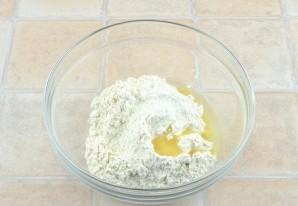 Пирожки с курицей и сыром - фото шаг 1