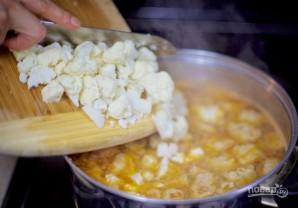 Итальянский суп с фаршем - фото шаг 10